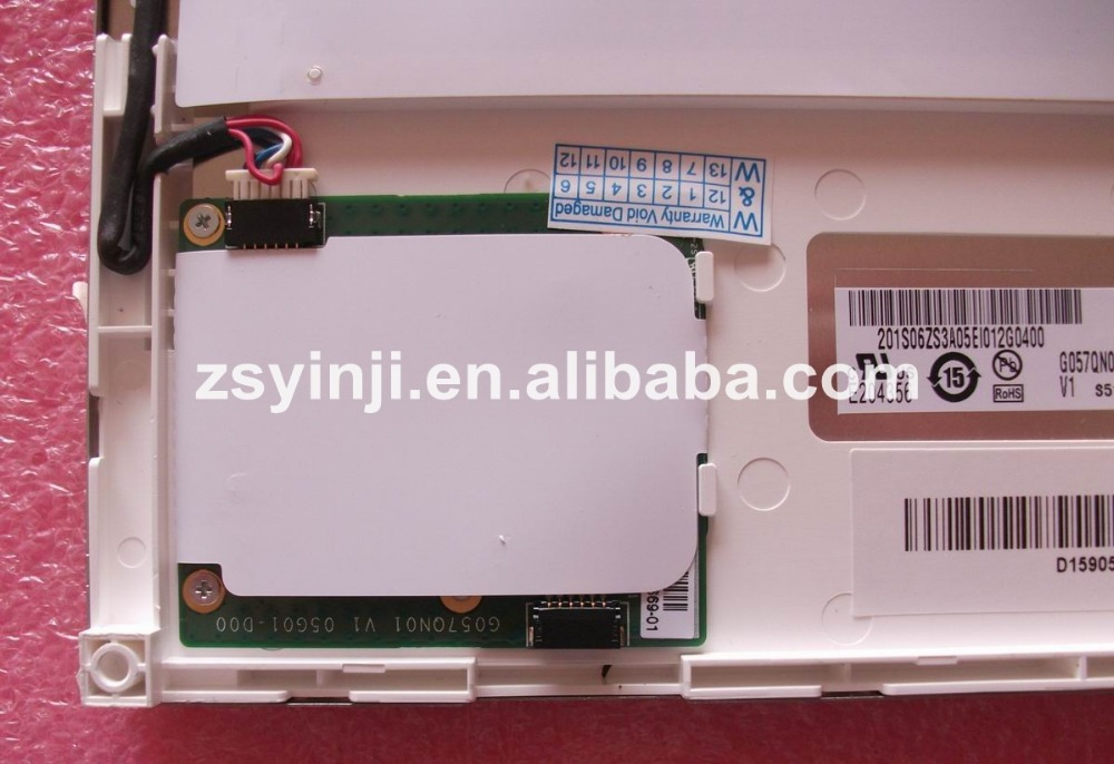 """Image 3 - 5.7"""" 320*240 LCD display screen G057QN01 V.1 G057QN01 V1-in LCD Modules from Electronic Components & Supplies"""