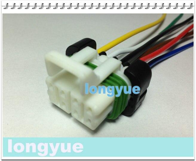 longyue 10pcs 12 universal LS1 LS2 LS3 LS7 IGNITION COIL HARNESS PIGTAIL ENGINE HARNESS SIDE 30cm