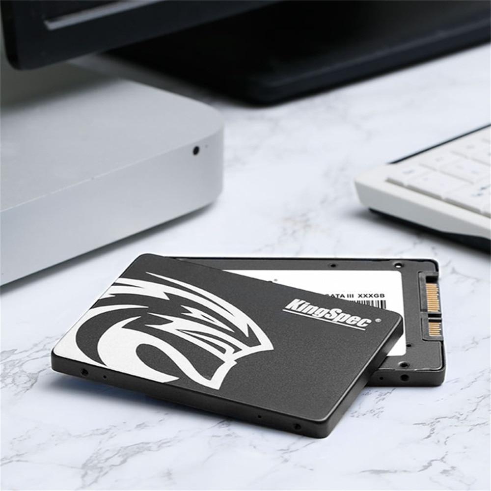 HDD 2.5 SSD KingSpec 60 GB 240 GB 360 GB SSD Drive de Estado Sólido Interno SATA3 Disco SSD Para PC disco rígido de computador portátil