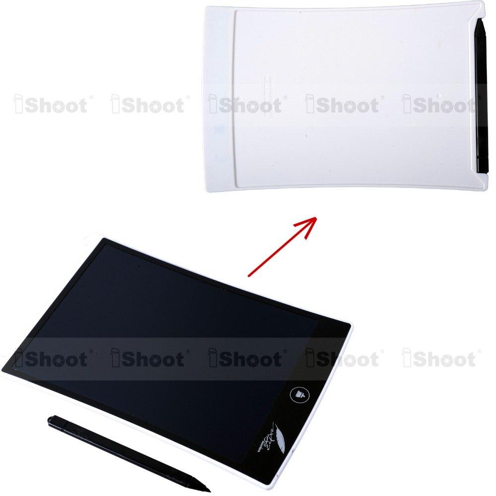 """Beyaz Taşınabilir 8.5 """"LCD Bloknot Not Defteri Elektronik Kalem Çizim Grafik Tablet Dijital El Yazısı El Yazısı Kurulu-SıCAK"""