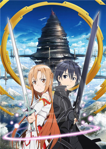 F 25 Custom Sword Art Online Home Decor Fashion Modern For Bedroom Wall Poster Size