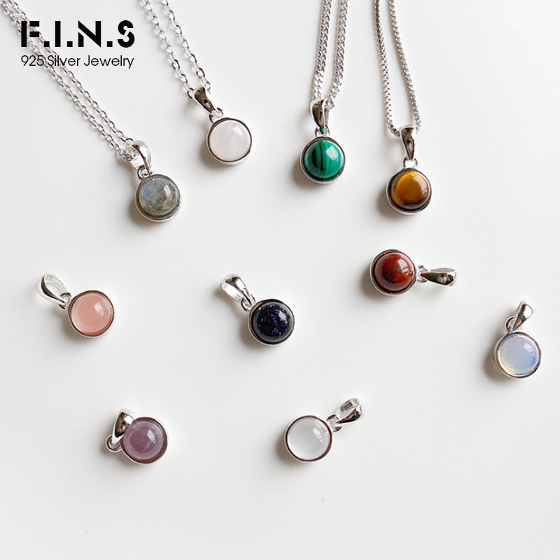 """925 Sterling Silver Large Oval Photo Locket Pendant+16~30/"""" Necklace Chain Set H2"""