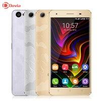 4G Smartphone OUKITEL C5 Pro 5.0 inç Android 6.0 Telefon MTK6737 Quad Core 2 GB RAM 16 GB ROM Çift Kameralar 2000 mAh Cep Telefonu