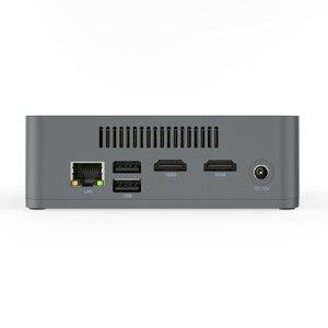 Image 5 - Beelink Mini PC U55 Core I3 5005U, 8GB, 256GB, WiFi de doble banda, 1000mbps, Bluetooth 1000, compatible con Win10, 64 bits, mini pc de bolsillo