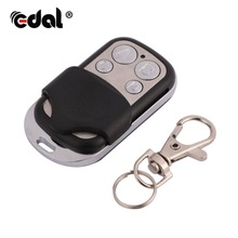 EDAL 433MHZ Copy Remote Controller Metal Clone Remotes Auto Copy Duplicator For Gadgets Car Home Garage Universal Remote Control