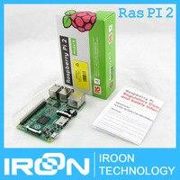 RS version - Original 2B Raspberry Pi 2 Model B 1GB BCM2836 Quad-Core 6 times faster than Raspberry PI Model B+
