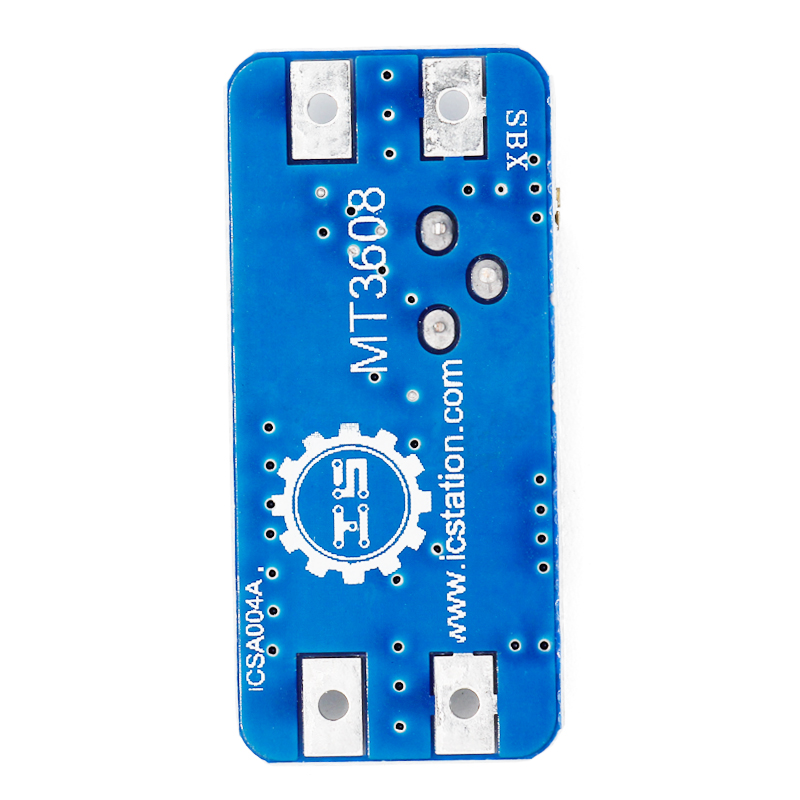 5pcs/lot MT3608 DC-DC Power Supply Adjustable Boost Module 2A Boost Plate 2A Step Up Module 2v-28v 40%off