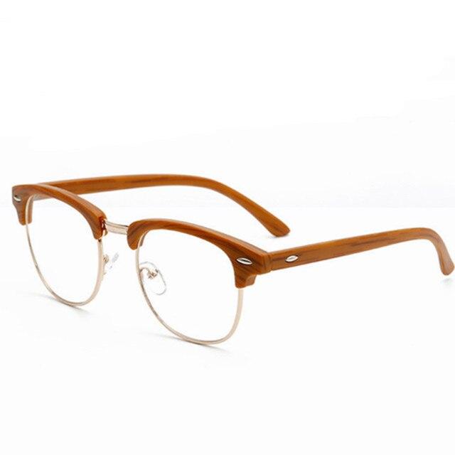 2017 hot Óculos Clássicos Do Vintage das mulheres Óculos de armação para  homens oculos de grau 8244c5ce69