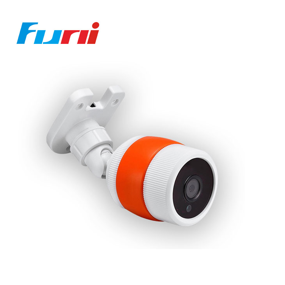 Funi Surveillance Mini AHD Camera 1080P Outdoor Indoor Bullet Camera CCTV 1080P  Security Night Vision 2MP 3.6mm HD Camera bullet camera tube camera headset holder with varied size in diameter