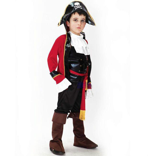 Cos Kids Mascot Costumes Boys Pirates of The Caribbean Pirates Captain Handsome Pirate Prince Costumes Halloween-in Boys Costumes from Novelty u0026 Special Use ...  sc 1 st  AliExpress.com & Cos Kids Mascot Costumes Boys Pirates of The Caribbean Pirates ...