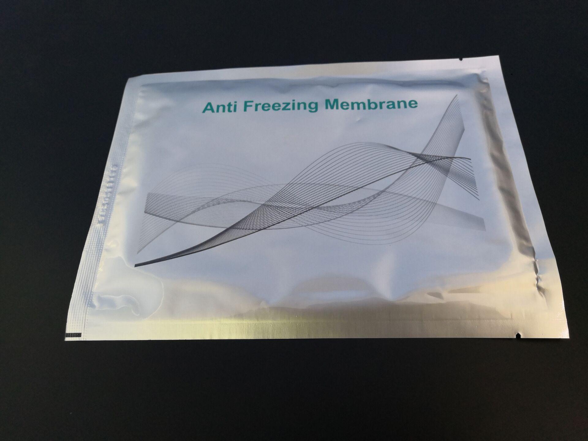 High Quality Antifreeze Membrane Anti Freezing Membrane Anti Freeze Film For Fat Freeze Treatment Anti Freezing Cryo Pad 27*30cm