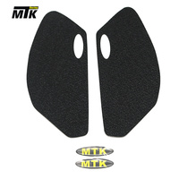 MTKRACING Motorcycle Anti Slip Pad Tank 3M Traction Pad Side Gas Knee Grip Protector Stickers For Yamaha YZF R1 YZF R1 2009 2015