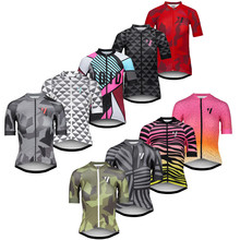 2019 new VOID RIDE WOMENS SHORT SLEEVE Cycling jerseys Superlight cycling  jersey race fit beautiful girl 221d5170a