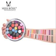 MISS ROSE 27 Color EyeShadow Pearl Matte Eye Shadow Palette