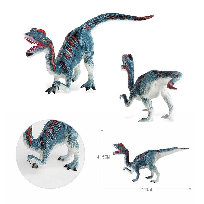 Costura juguetes modelo dinosaurio figura Gorgon huevo de dinosaurio ...