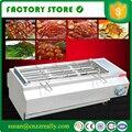 Коммерческий Электрический гриль для барбекю из нержавеющей стали бездымный Электрический гриль для мяса на продажу