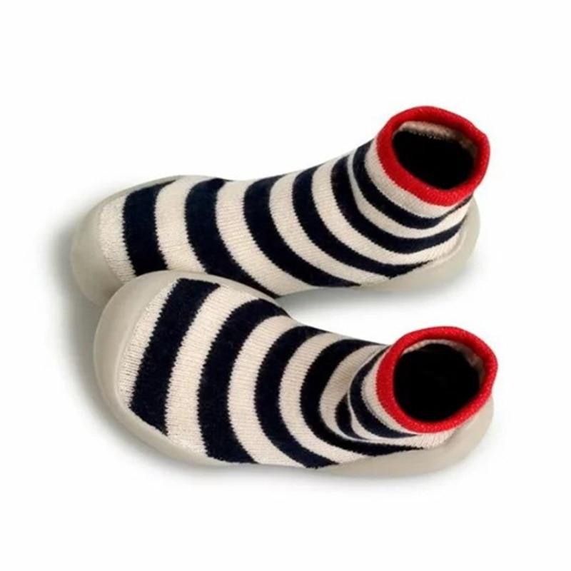 Joyo roy Kinder rutschfeste Boden Schuhe 0-2 Jungen Mädchen Baby - Babyschuhe - Foto 3