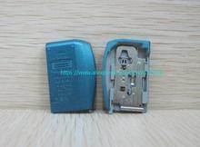original silver c913 door cover Parts for kodak c913 battery cover camera repair parts free shipping