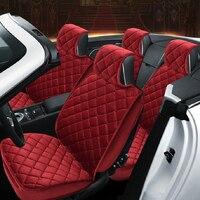 Sale O SHI CAR Seat Cover Protection Auto Interior Classical 11 PCS Car Seat Cushion Lint