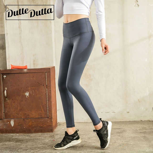 Women's Leggins For Sport Women Fitness Leggings Sportswear Woman Gym Legging Female Sports Wear High Waist Tights Yoga Pants