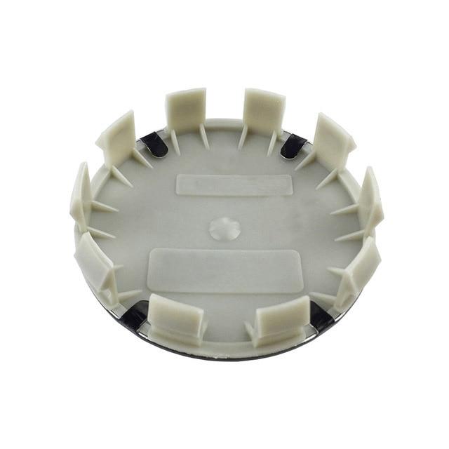 40pcs Blue white Black Car Wheel Center Caps Cover 1 3 5 6 7 X Z