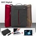 """сумка для ноутбука 13 дюймов ноутбук  чехол для 13.3 """" macbook pro retina высокое качество нейлон + клавиатура защитная"""