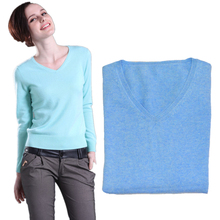 Cashmere Blended Knitted Sweater