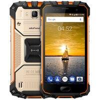 Ulefone Armor 2 4G Smartphone Android 7.0 Helio P25 Octa Core 2.6 GHz 6 GB RAM 64 GB ROM IP68 Waterdichte NFC 16.0MP Achteruitrijcamera
