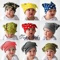 Chapéu do bebê dos miúdos das crianças meninos e meninas de algodão cap newborn fotografia props acessórios engraçado gorro de inverno 2015 atacado