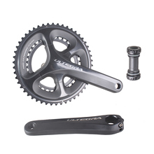 SHIMANO FC 6800 ULTEGRA 2x11S Speed Road Bike Bicycle Crankset 53x39T 50x34T 170mm 172.5mm