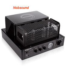 Nobsound MS-30D Bluetooth Output power 25W Electron tube amplifier HIFI bile machine amplifier USB(China)