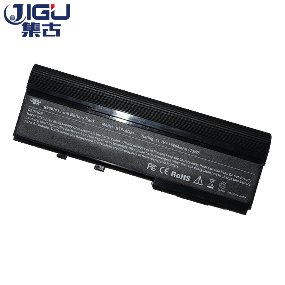 JIGU Laptop Battery For TravelMate 4520 6292 6492 6493 6553 2420 2440 3240 3280 4330 4720 6231 6291 6593 6593G 2420A 4730 6252