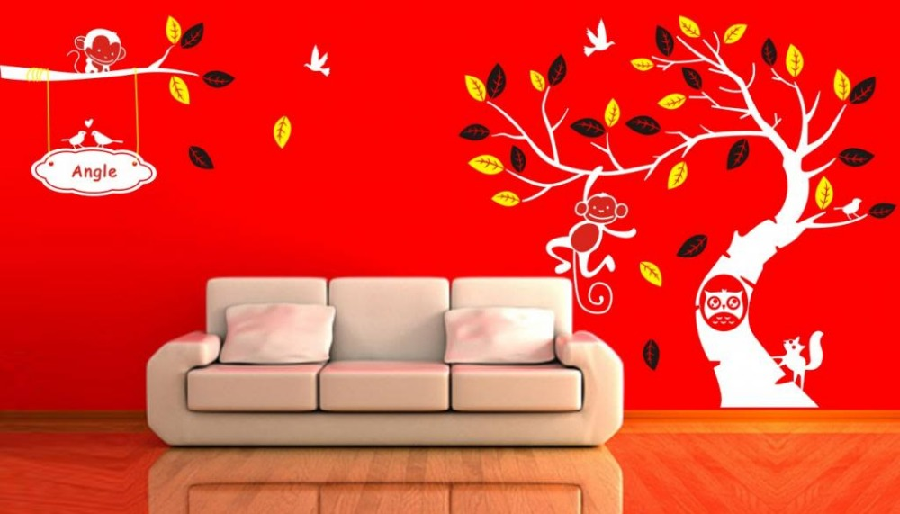 Decorative Vinyl Wall Decals Picture More Detailed Picture About - Diy custom vinyl stickers