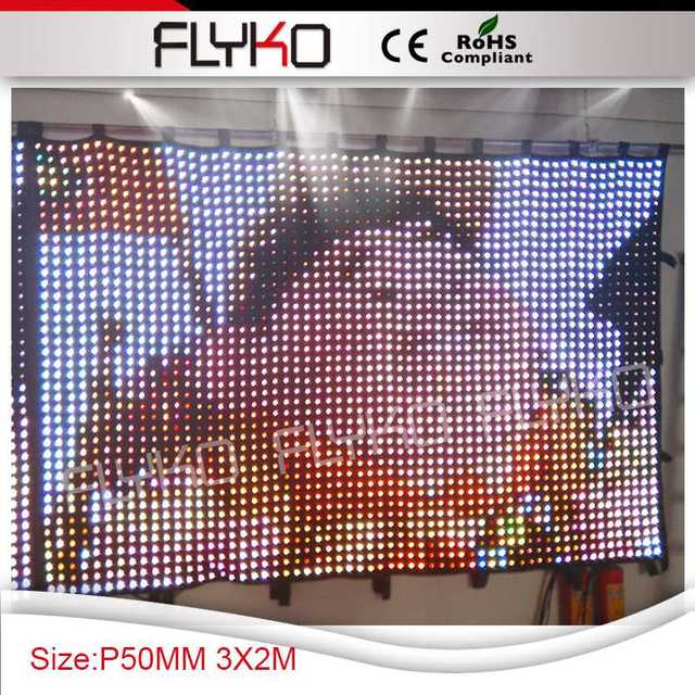 Aliexpress.com : Buy Free shipping high definition P50 2X3M ...