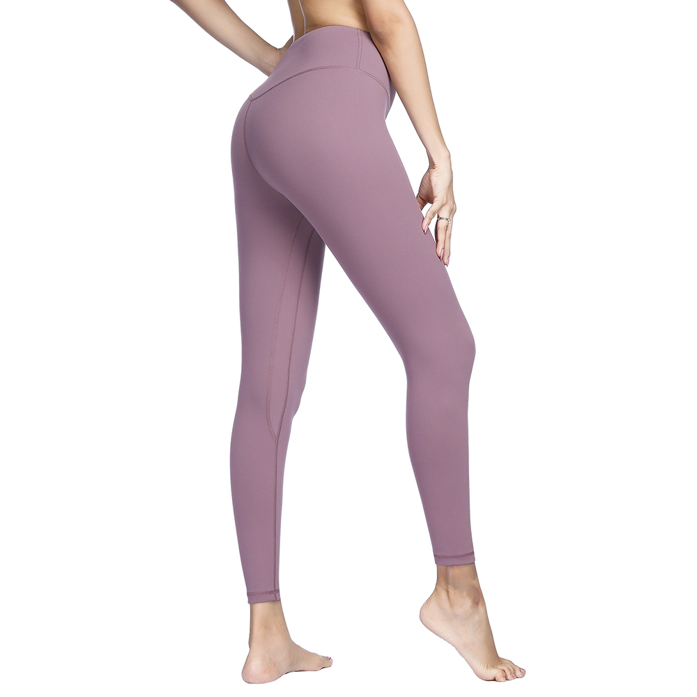 2018 Sexy Women Solid High Waist Hip Push Up Basic Leggings Pants Quick Dry Stretch Sports Tight Yoga Running Gym Slim Trousers summer women stretch slim pencil pants full length sexy ripped hole skinny high waist trousers plus size pantalon femme page 6