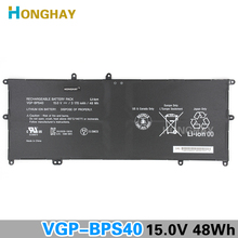 Honghay New Unique VGP-BPS40 Laptop computer Battery for SONY VAIO Match 14A Match 15A SVF14N16CW SVF14N26CW SVF15N13CW SVF15N18PW 15.0V
