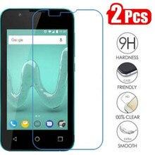 Szkło hartowane dla BQ BQ 4072 Strike Mini folia na wyświetlacz 9 H 2.5D telefon na szkło ochronne dla BQ BQ 4072 Strike Mini szkło