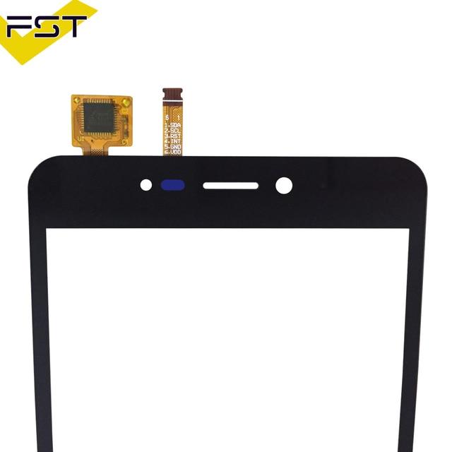 Panneau de verre tactile 5.2 pour Leagoo Power 2 Pro écran tactile numériseur capteur avant lentille de verre extérieur sans LCD + outils