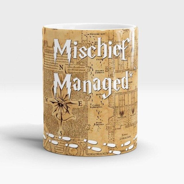 Citaten Koffie English : Hogwarts mok marauders map hogwarts citaat mok koffie mokken