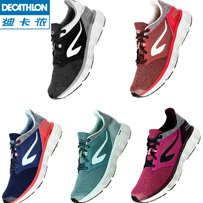 Brand Decathlon KALENJI Advanced Running Shoes For Woman Lightweight Shoes Mesh Air Running Shoes Women Mesh Shoes Breathabl decathlon kalenji running shoes for