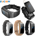 Smart Band Watch Talkband Fitness Tracker ZB66 Bluetooth Protable Talk Wristband SmartBand Pedometer Sport Bracelet For Android