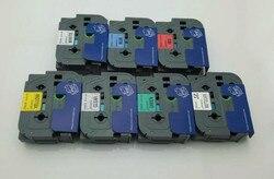 Kompatybilny TZ153_TZe153 laminowane taśmy etykiet p ekran dotykowy