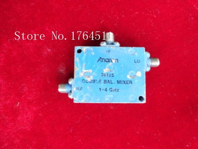 [BELLA] Import ANAREN 74125 RF/LO:1-4GHz SMA RF Coaxial High Frequency Mixer
