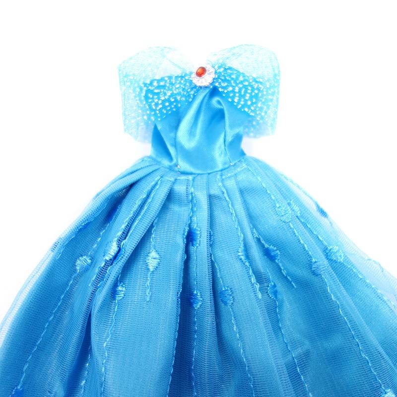 Visoka kvaliteta 1 kom dobrog qualtiy moda ručna odjeća haljina za - Lutke i pribor - Foto 4