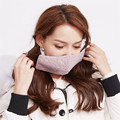 1 Pc Print Fashion Kpop Mouth-Muffle Face Masks Health Cycling Anti-Dust Mouth Face Mask Respirator Unisex Free shipping