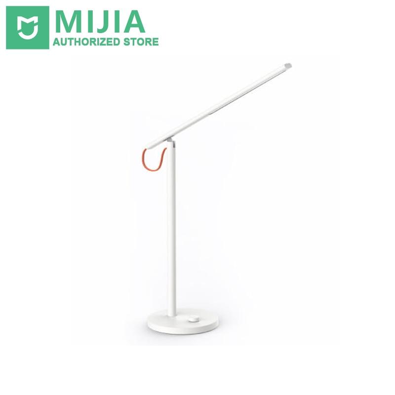 Xiaomi Mijia lampe de bureau LED lampes de Table intelligentes bureau lumière lumière LED étude Support téléphone portable App télécommande