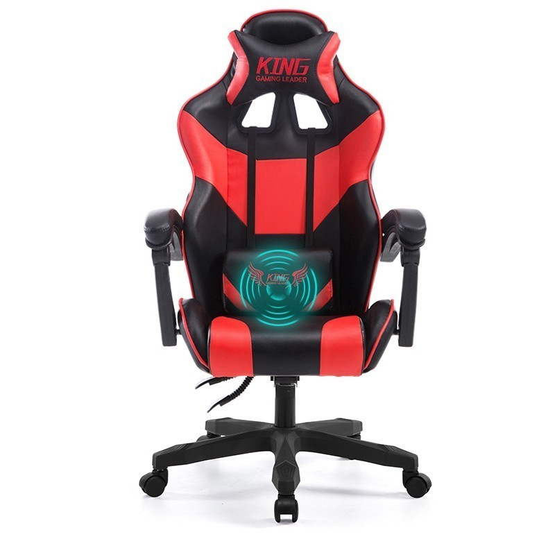 Eu Free Shipping Office Silla Gamer Poltrona Boss Gaming Swivel Chair Ergonomics Massage Can Lie With Footrest More Comfort