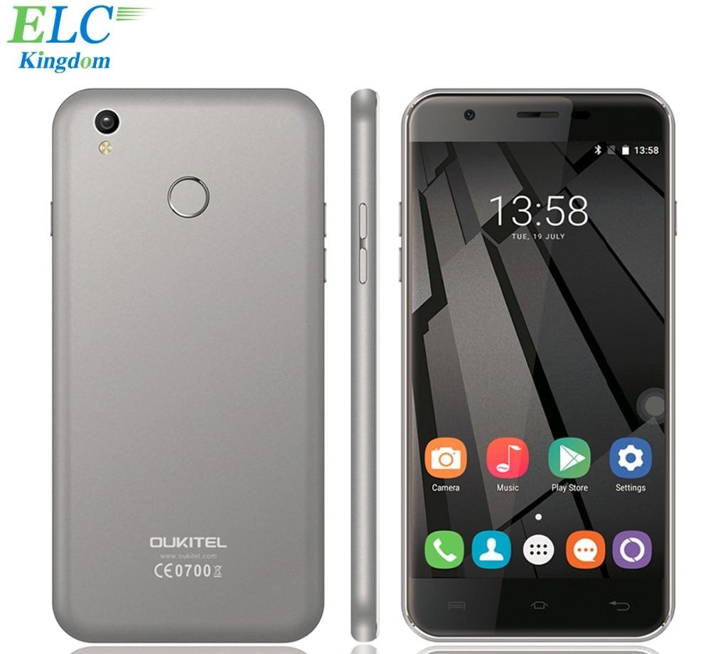 New Oukitel U7 Plus 5 5 4G font b Smartphone b font Android 6 0 MT6737