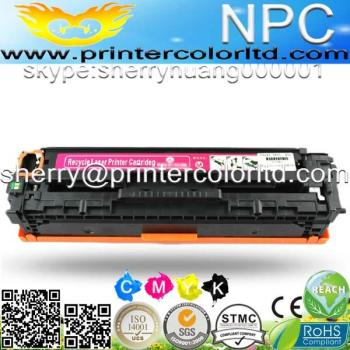 For HP CE320A CE321A CE322A CE323A toner cartridge for HP Color LaserJet CP1525n/CP1525nw/Pro CM1415/CM1415fn Laser printer