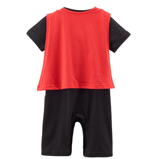 Bébé Garçon Thor Costume Barboteuse Infantile Babygrow Mignon Combishort 0-24 Mois